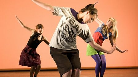 First Feat dance group will be performing in Queen's Theatre Take Part Festival which runs from Sund