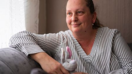 Sue Price fosters babies and new borns through Newham Council
