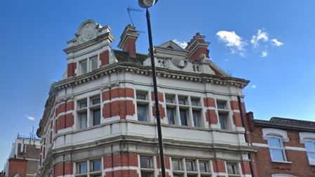 Newham council changing its 21,000 lamp-posts to take eco-friendly LED lighting. Picture: Google