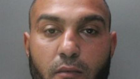 Sabri Naeem has been jailed for 14 years. Picture: Herts Police