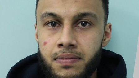 Safeer Ahmend was jailed for four months. Picture: BTP