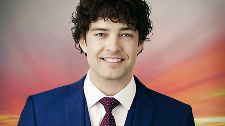 Lee Mead is coming to the Marina Theatre this year with his brand new show ''Some Enchanted Evening'