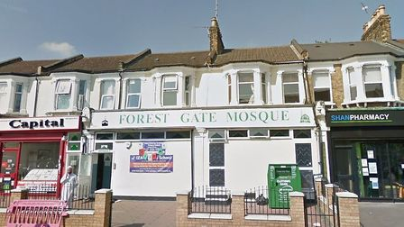 Zakariya Primary School is located in Forest Gate Mosque. Picture: Google.