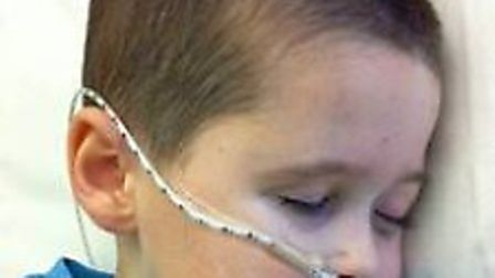 Mitchell died from a rare form of cancer in 2012, and since his mum Kristel has raised hundreds of t