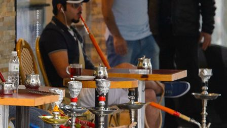 Redbridge Council are cracking down on rouge shisha cafes. Picture: Dominic Lipinski