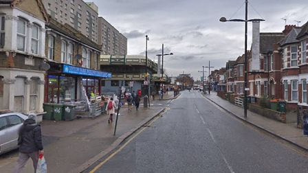 Shots fired in Plaistow barber shop in Green Street on April 6, Picture: Google