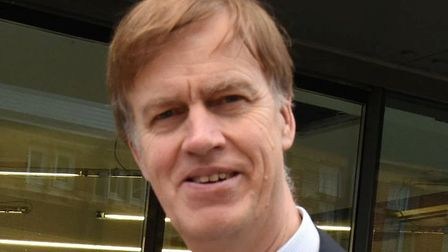 East Ham MP Stephen Timms. Picture: KEN MEARS