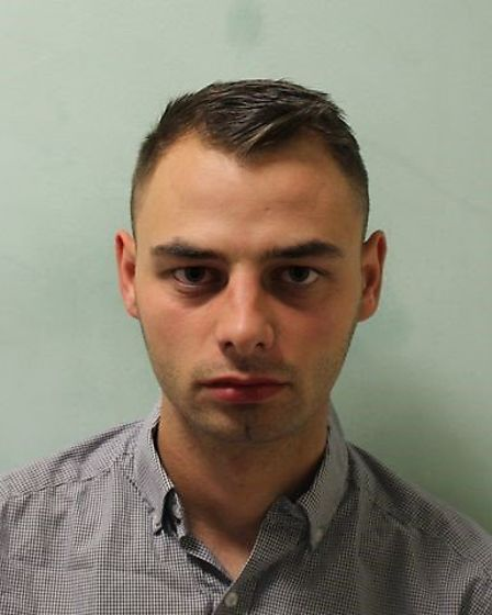 Albert Eastwood Jnr, 23, has been jailed for four years for fraud. Picture: Met Police