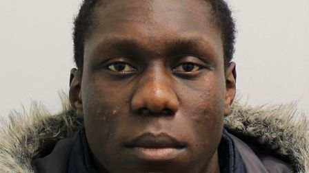 Joel Amade has been convicted of murder after the death of an 18-year-old in Northolt. Picture: Met