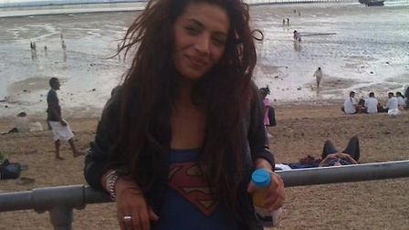 Missing: Mary Jane Mustafa. Picture: Family handout