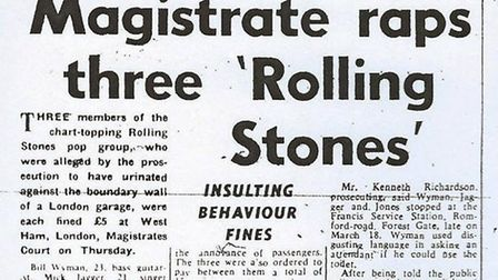 Newham Recorder's report on the event from July 1965. Picture: Newham Recorder