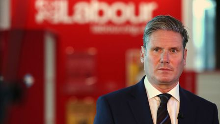 Labour leader Keir Starmer. Photograph: Peter Byrne/PA Wire