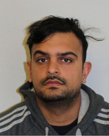 Taminder Virdi of Talbot Gardens, Goodmayes, was jailed for three years and six months. Picture: NCA