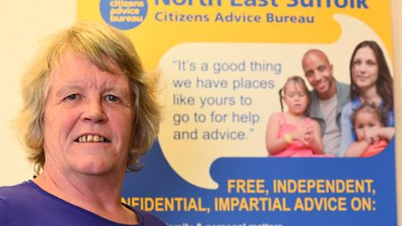 North East Suffolk Citizens Advice Bureau in Lowestoft looking to relocate to bigger premises.Chief