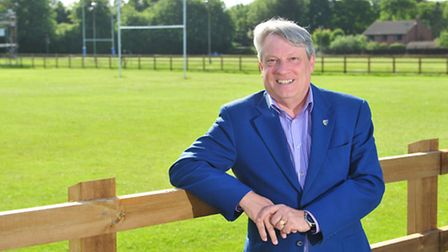 Danny Steel is the new President of Lowestoft and Yarmouth Rugby Club.