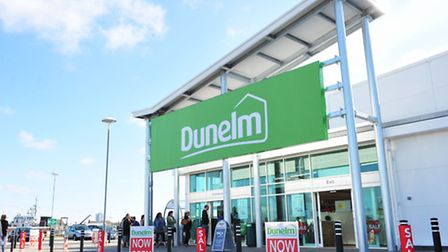 A new Dunelm store opens in Lowestoft.