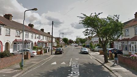 Saeeda Hussain was killed in the living room of her home in Staines Road, Ilford, the court was told