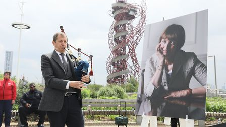 Tessa Jowell played a key role in bringing the 2012 Olympics to London. Picture: Mayor of London's O