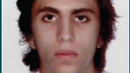 Youssef Zaghba told Italian authorities he was going to be a terrorist. Picture: Met Police