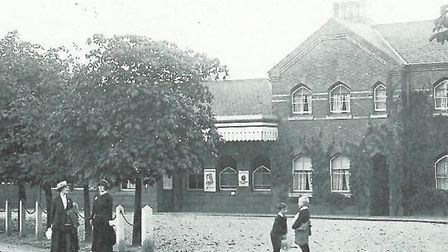 Hornchurch in about 1913. Picture: Brian Evans