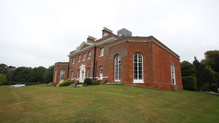 Grade 1 listed mansion house Bower House in Havering-atte-Bower. Picture: Ellie Hoskins