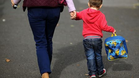 Thousands of Redbridge children are living in poverty, according to new figures. Picture: PA Images/