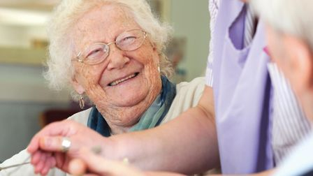 There are a variety of support and care services for those with dementia. Picture: Tapestry