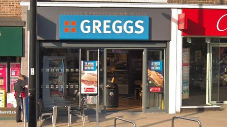 Thomas Riches has been spared prison after he admitted stealing more than £1,600 from Greggs in Horn