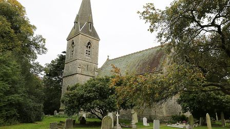 Ralph Josselin was a curate at All Saints Church, The Chase, Cranham. Picture: Melissa Page
