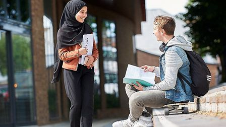 Newham Sixth Form College (NewVIc) has signed onto a new mental health charter drawn-up with the hel