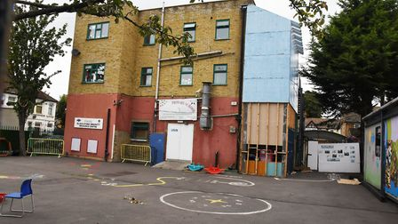 The Ilford school where Butt and Zaghba taught. Picture: Ken Mears