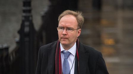 Sir Ivan Rogers. Photograph: Dominic Lipinski/Press Association.
