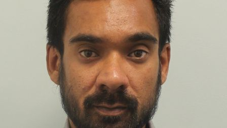 Mohammed Shalim Ahmed. Picture: Met Police