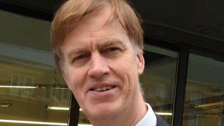 East Ham MP Stephen Timms, welcomes the new flights to Lithuania from City Airport.