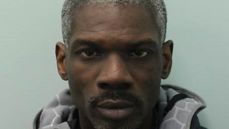 Darren Dubarry has been banned from Stratford Mall. pic: Newham Police