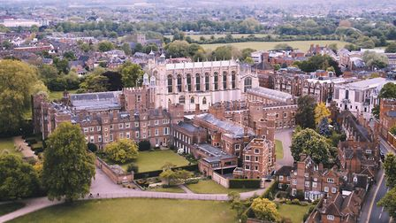 The college is in Windsor. Picture: ETON
