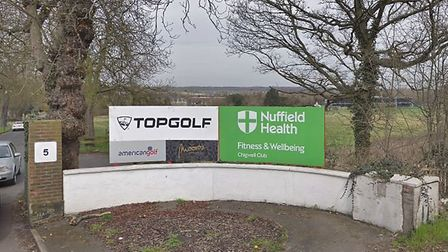 Police were called to reports of a fight at Top Golf Chigwell. Picture: Google Maps