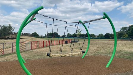 With £120,000 spent on the upgrade, the brand new equipment, an improved play area and new picnic be