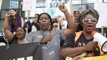 Campaigners for the London Black Women's Project said that they will continue to fight for the survi
