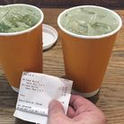 The two mojitos were sold to a 14 and 16 year old. Picture: MPS Newham