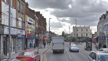 The 27-year-old from Stratford was shot dead in Lea Bridge Road, Leyton. Picture: Google Maps