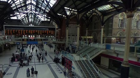 Liverpool Street Station. Picture: Google