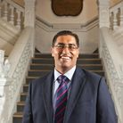 Mouhssin Ismail is the principal of Newham Collegiate Sixth Form. Picture: Asian Media Group