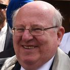 Ilford North MP Mike Gapes has met constituents who want to fight climate change. Picture: KEN MEARS
