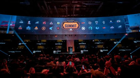 The FaceIt global summit. Picture: Joe Brady