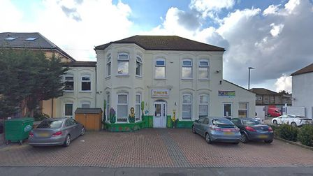 Tamba Day Nursery in Ilford has been told it requires improvement. Picture: Google
