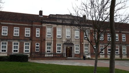 NEU staff at Ilford County High School have complained of larger class sizes, intolerable workloads