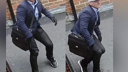 Police would like to speak to this man. Picture: Essex Police