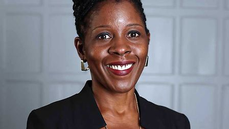 Chief executive Althea Loderick. Picture: Newham Council