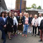 Traders in George Lane, South Woodford angered by the new parking restrictions in Sainsbury's car pa
